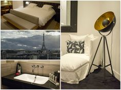 FRANCE: Hotel Marignan, Paris