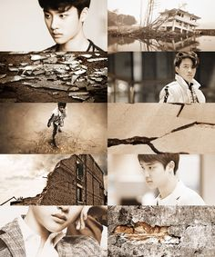 If EXO own the weather→ Kyungsoowould be the reason behind theearthquakes