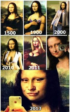 Funny pictures about If Mona Lisa was alive today. Oh, and cool pics about If Mona Lisa was alive today. Also, If Mona Lisa was alive today. Funny Baby Images, Funny Dog Photos, Funny Dog Videos, Funny Pictures, Fail Pictures, Funniest Pictures, Animal Pictures, Mona Lisa, Justin Bieber Witze