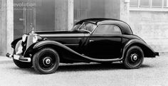 1927 Mercedes Benz Type 320 N Kombinations-Coupe