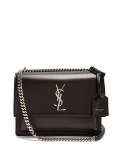 025c41b5aa28 Click here to buy Saint Laurent Sunset medium leather cross-body bag at  MATCHESFASHION.