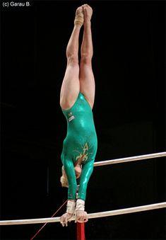 Tatiana Nabieva (Russia). gymnastics gymnast uneven bars from Kythoni's Gymnasts and Meets board http://pinterest.com/kythoni/gymnastics-gymnasts-meets-championships/