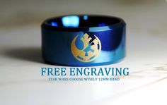 FREE CUSTOM LASER ENGRAVING, 25 letter maximum. Let me know what you want engraved on the inside of the ring. This listing is for a stunning top
