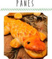 Cocina con Ana: COCODRILOS DE PAN (CON THERMOMIX Y A MANO)