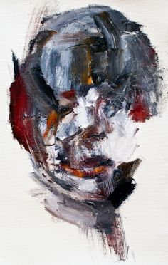 "Saatchi Online Artist: Jaeyeol Han; Oil, Painting ""Passers-by, Distortion, March"""