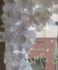 Some more paper flowers I have been obsessed with!