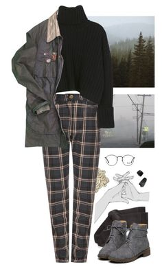 """""""mist"""" by paper-freckles ❤ liked on Polyvore featuring Kevin Russ, Wolford, Étoile Isabel Marant, Vintage and Ray-Ban"""