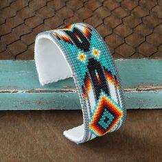 Navajo Beaded Bracelet #native #nativemade #nativejewelry #nativebracelet #nativebeadwork #nativeart #navajo #navajojewelry #navajobeadwork #navajobeadedbracelet #navajobeadedbracelet #nativeamerican #nativeamericanbracelet #nativeamericanbeadwork #nativeamericanbeadedbracelet #handmade #handcrafted #beadedjewelry #beadedbracelet #beadwork #bracelet