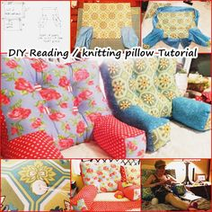 Sew Very Easy Phone Pillow: I Really Needed One Of These And She Showed Me How To Make One    ,