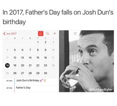 Calling him dad is kinda weird, just in my opinion, but this is still funny.