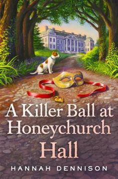 A Killer Ball at Honeychurch Hall by Hannah Dennison is the third book in the Honeychurch Hall Mystery series.  See what I thought about this new cozy mystery!  http://bibliophileandavidreader.blogspot.com/2016/05/a-killer-ball-at-honeychurch-hall.html