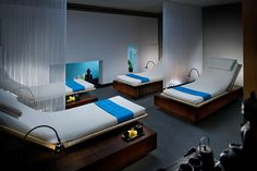 Relaxation Room - Mandarin Oriental Hyde Park, London