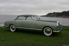 1955 Mercedes Benz 300B Pininfarina Coupe