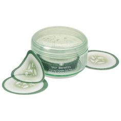 Caswell-Massey Cucumber Eye Pads (Jar of 24): Click to go to SkincareDupes.com to view possible dupes!