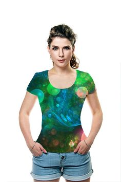 ALL TEES 50% OFF!  By Lyle Hatch. All Over Printed Art Fashion T-Shirt by OArtTee