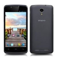 ZOPO ZP580 Dual Core Phone - 4.5 Inch 960x540 Capacitive Screen, MTK6572 1.3GHz CPU, 4GB ROM, 3G, Android 4.2 OS (Black) - Online Shop! : Online Shop!