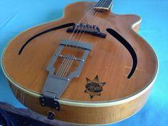 Arnold Hoyer Solist Gitarre Rarität blond in Nürnberg - Weststadt | Musikinstrumente und Zubehör gebraucht kaufen | eBay Kleinanzeigen