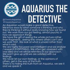 #ClassicAquarius #Aquarian