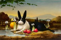 Oil Paintings by Artist Kevin Sloan