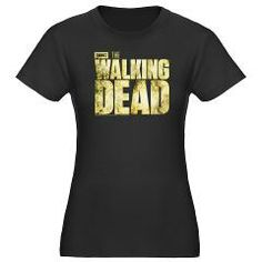 The Walking Dead Women's Fitted T-Shirt > The Walking Dead > The Walking Dead T-Shirts from Gold Label