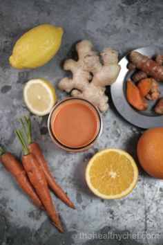 BOOST YOUR IMMUNITY  – Top 10 Natural Immune Boosting Foods + Recipes