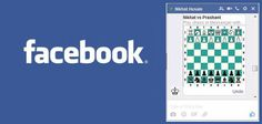 Play chess facebook : Thinking of playing chess, Ohh!! but no one is around for the board game, But there is a way by which you can play chess with your friends using facebook messenger.  The  secret
