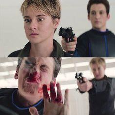 Disney Divergent, Divergent Hunger Games, Divergent Fandom, Divergent Trilogy, Divergent Insurgent Allegiant, Tris Prior, Fandom Quotes, Veronica Roth, Shailene Woodley