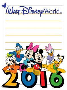 Journal Card - Walt Disney World 2016 - lines - 3x4 photo pz_434c_WaltDisneyWorld_2016_lines_3x4.jpg