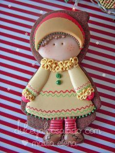 dulce y algo salado-cursos de galletas decoradas: Cursos de galletas decoradas.
