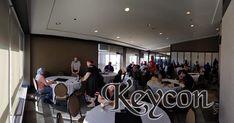 Brunch is on folks! #keycon 35