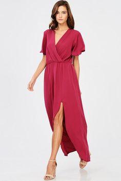 https://www.bluechicboutique.com/collections/dresses/products/elegant-maxi-dress-cherry ELEGANT MAXI DRESS - CHERRY $39.00
