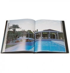 Rizzoli Palm Springs Modern: Houses in the California Desert Hardcover Book