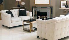 Simplicity of light and dark.⠀ ⠀ 3202 Sofa / Loveseat @sherrill_furniture⠀ Fabric: Bridgeport Cream⠀ Contrast Pillows: Belgian Black⠀  #dsos #designstudioofsomerville #design #interior4all #finedesign #interiordesign #interiorstyling #lovedesign #homedecor #interiors #njinterior #customdesign #downtownsomerville #somervillenj #inspiration #interiordecor #interiordesigners #sherrill_furniture #sofa #loveseat #blackandwhite #simpledesign #simplyinteriordesign
