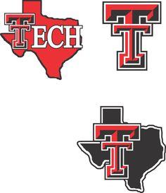 Texas Tech Svg by BowsandBrosKreations on Etsy https://www.etsy.com/listing/279576006/texas-tech-svg