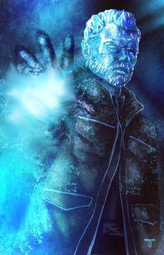 Bobby Drake - Iceman by AIM-art