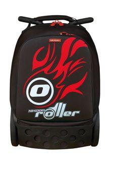 16 Best Nikidom Roller - Ergonomic Trolley School Bags images ... 5c9d27ea73570