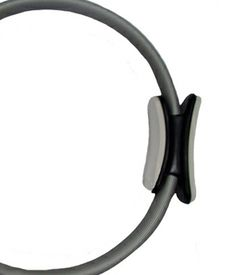 Pilates Toning Ring With Stabilizing Grips   YogaAccessories.com