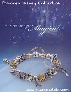 Pandora Disney Cinderella