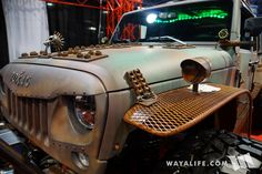 """Cargo Glide Toxic Jeep JK Wrangler Unlimited and call, """"Toxic"""" Jeep Xj Mods, Jeep Cj7, Jeep Wrangler Yj, Jeep Wrangler Unlimited, Jeep Garage, Jeep Baby, Custom Jeep, Cool Jeeps, Lifted Ford Trucks"""