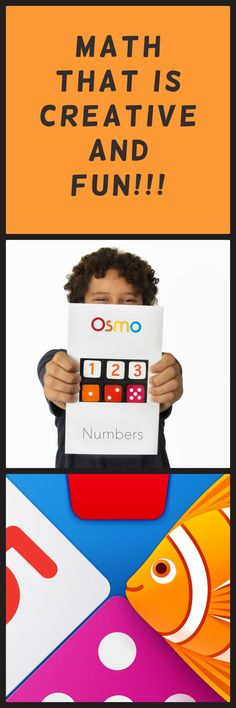 Math can be stressful for kids. With Osmo's newest game, Numbers, math becomes creative and fun. Real-time feedback lets kids learn through experimentation in a stress-free environment. Numbers allows kids to experiment with math and discover that there are multiple good ways to solve a problem.