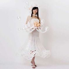 Blow-Up Wedding Gowns 4