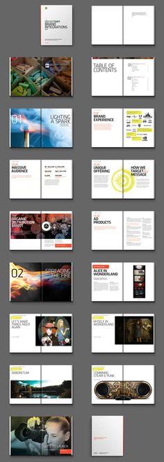 Property Listing Booklet #CRE Design Inspiration Pinterest - property brochure