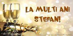 La Multi Ani Constantin, Dad Birthday, Happy Birthday, Birthday Greetings, Beauty Care, Wine Glass, Alcoholic Drinks, Lily, Coffee Maker