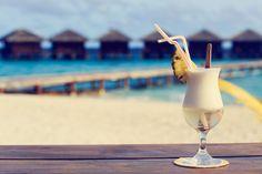 Proste drinki: Pina colada, fot. Fotolia