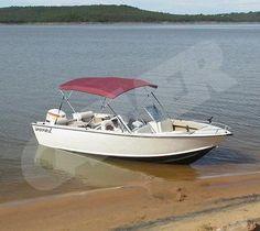 Center Console Boat Bimini Top