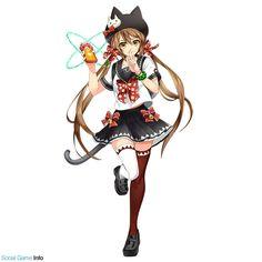 コロプラ<3668>は、4月29日より、スマートフォン用アクションRPG『白猫プロジェクト』において、リリース1000日を記念したイベント「#白猫シェアハウス Season1」を開催したと... Girls Characters, Fictional Characters, Anime, Character Design, Princess Zelda, Animation, Manga, Cats, Drawings