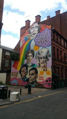 "Explore Manchester with the ""One Day in Manchester"" Travel Guide on Tripadvisor. Manchester Travel, Rochdale, Manchester England, Trip Advisor, Pride, Gay, Explore, Places, Lugares"