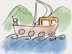 #vita #CharlesDarwin #HappyBirthDay #illustration #CordilleraDarwin #Life From Glob-Arts