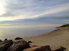 manomet beach: august 8, 2012