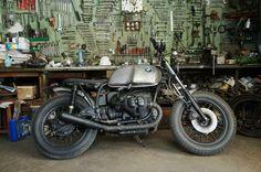 Bmw Krs Cafe Racer For Sale